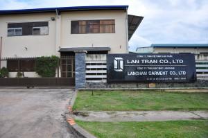 Công ty TNHH May mặc Lang Ham
