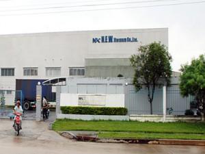 Công ty TNHH New Việt Nam