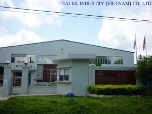 Công ty TNHH Thái KK Industry Việt Nam