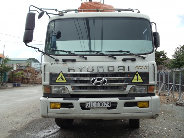 Xe 51C và xe 24 tấn