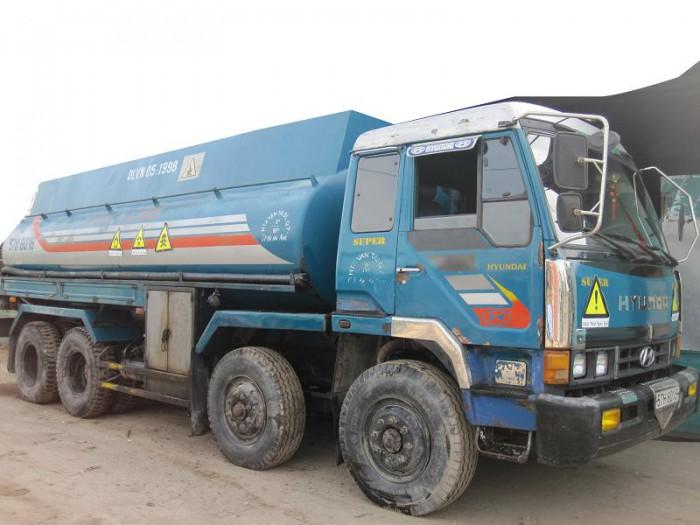 Xe 57H và xe 11 tấn