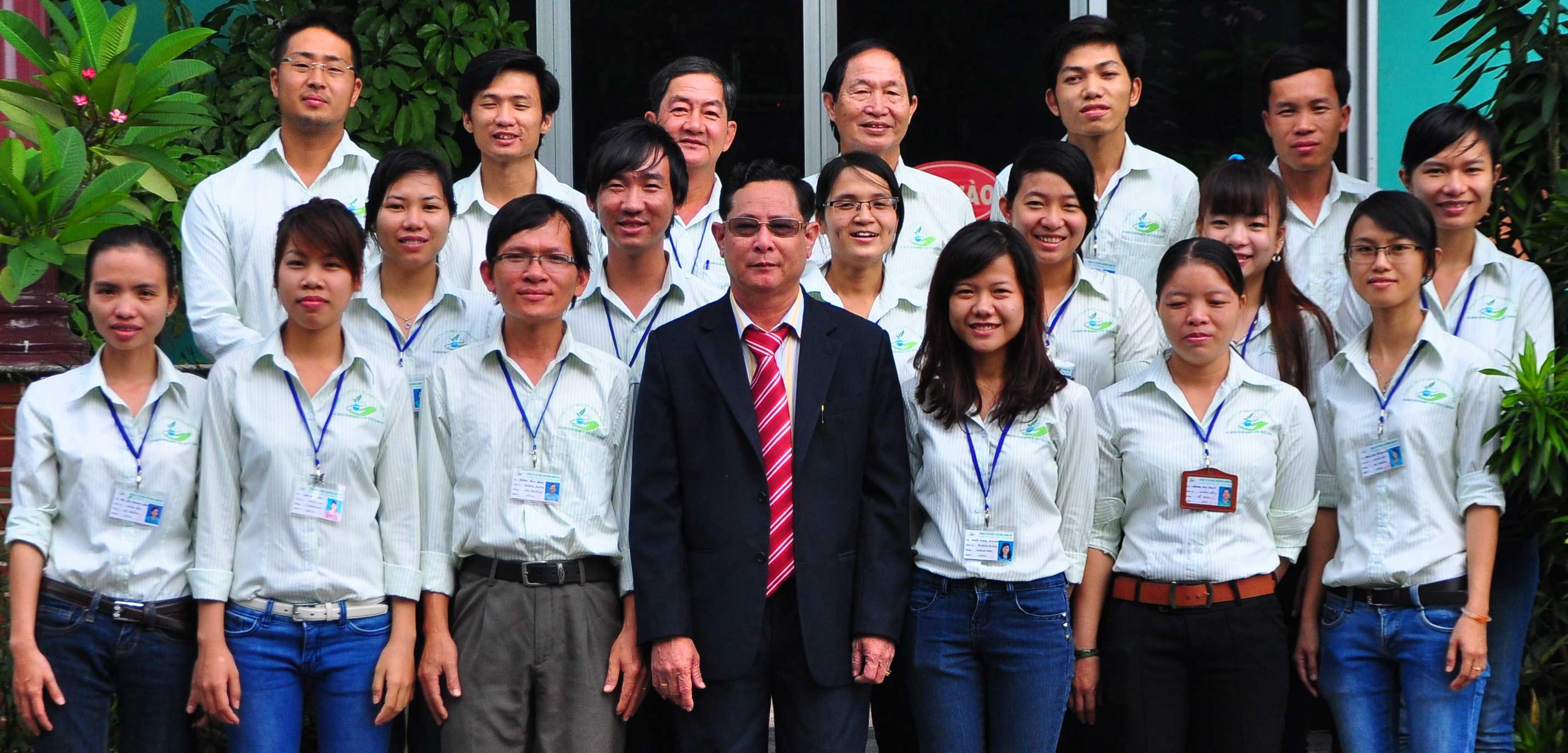 công ty Môi Trường Xanh VN